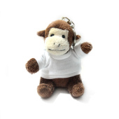 Klíčenka opička s potiskem