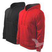 Pánská mikina Hooded Sweater s potiskem A4