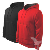 Pánská mikina Hooded Sweater s potiskem A5