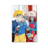 Puzzle A5  24 dílů