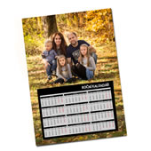 Roční kalendář A3